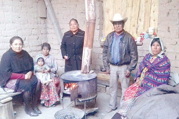 Familia en pobreza extrema
