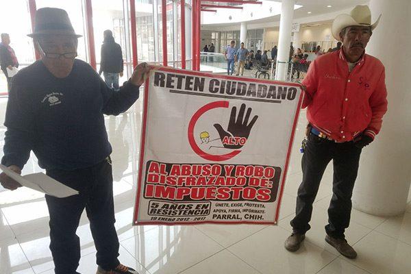 Alianza entre Ocidefam y Retén Ciudadano