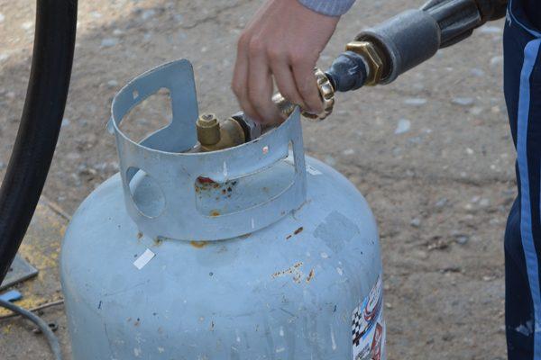 Disminuye el precio del gas