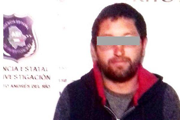 Detienen a hombre que conducía un auto robado en Guachochi