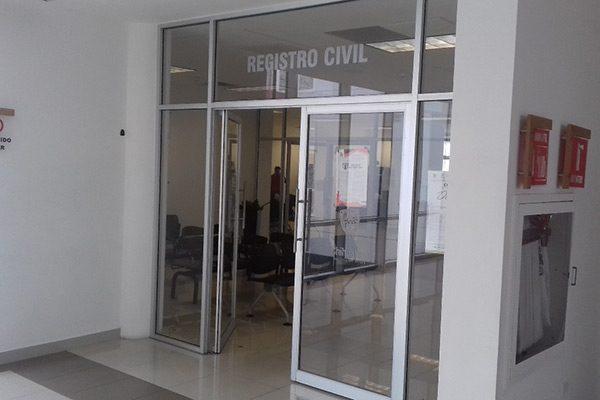 Abrirán las oficinas del Registro Civil hoy y el próximo lunes