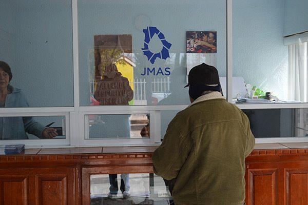 En Allende, la cuarta parte del padrón de usuarios de la Jmas no pagan desde 2008