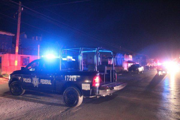 Balacera dejó dos muertos y tres heridos en Juárez