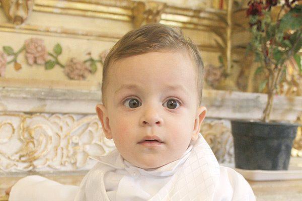 Fue bautizado en el Templo de San José