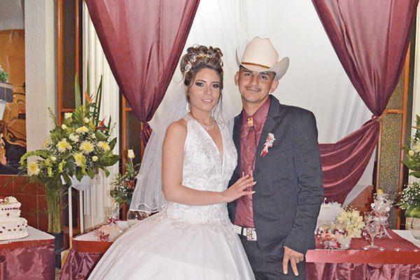 En la Parroquia de la Inmaculada Unidos en Matrimonio