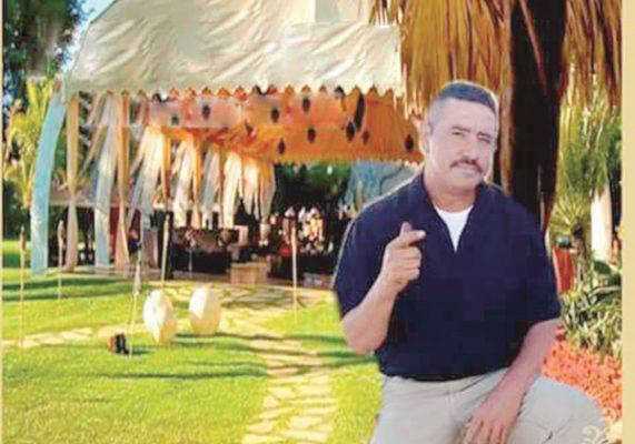César Parra, el asesinado cerca de Villa López