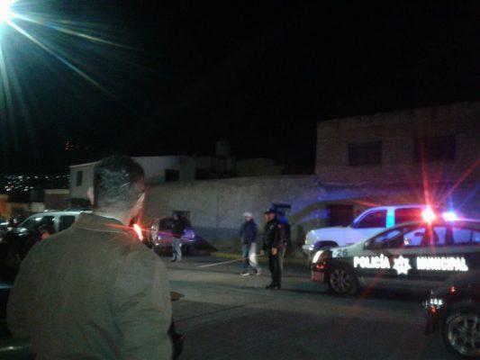 Choque en avenida Villa Escobedo genera embotellamiento