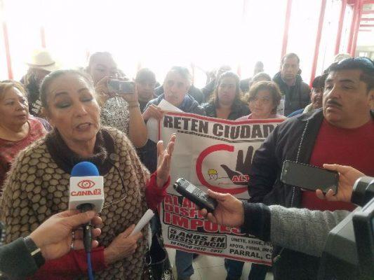 Se juntan en alianza OCIDEFAM y Retén Ciudadano
