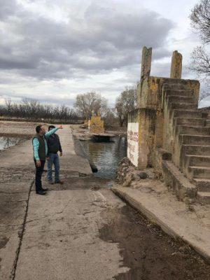 Duraron 5 años sin puente, actual administración iniciará obra la próxima semana.