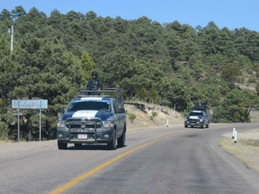 Privan de la libertad a 5 personas en Puerto Justo el pasado domingo