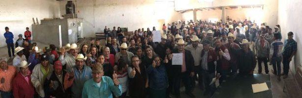 Ratifican a Arturo Medina como precandidato a la Alcaldía de Balleza