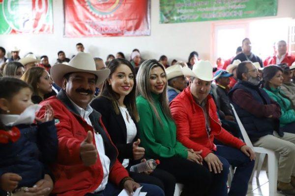 Hugo Aguirre, oficialmente precandidato a la alcaldía de Guachochi