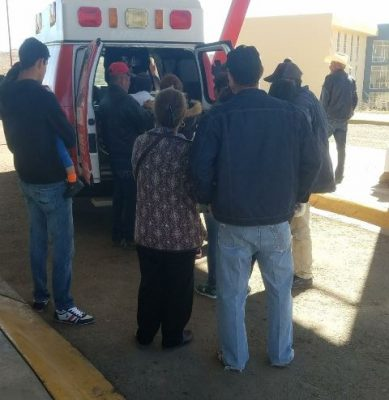 """""""Hubo gritos y llantos; nadie se ayudaba"""": tripulante del camión accidentado"""