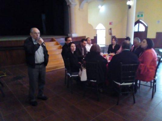 Nombran a Diógenes Bustamante como delegado del directivo estatal en Parral
