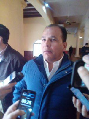 El PRI recuperará la Alcaldía en Parral, lo sostengo: Omar Bazán