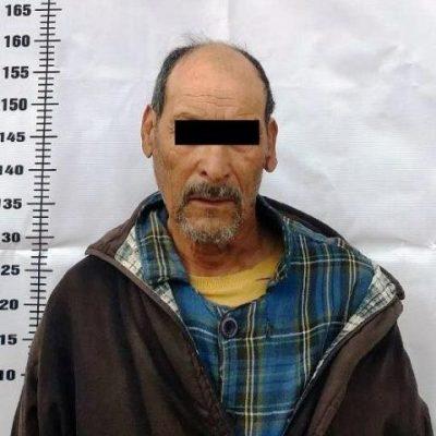 Capturan a presunto extorsionador en Guadalupe y Calvo, quien dejaba cartas de amenazas en el domicilio de su víctima
