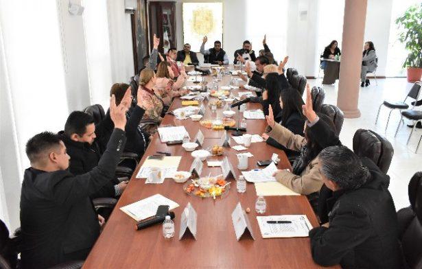 Aprueban en cabildo solicitud de ampliación de licencia en sindicatura a José Luis Martínez