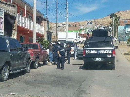 Sitian la ciudad, agentes buscan en diferentes sectores a Humberto Corral