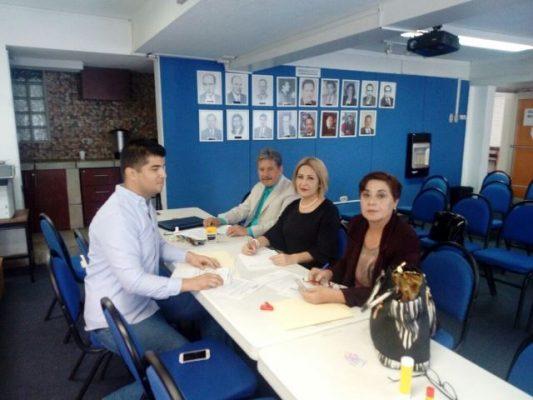 Se registra María del Refugio Ochoa como pre candidata a la sindicatura por el PAN