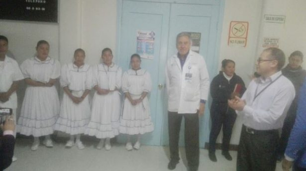 [Video] Se integran cinco enfermeras de origen Raramuri al personal del Centro Materno