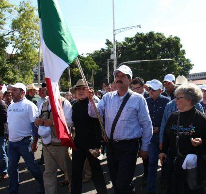 """Anuncia Corral segunda fase, """"Resistencia Nacional"""""""