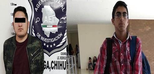 Elementos de la AEI detuvieron en Ojinaga a presunto homicida del joven José Granados