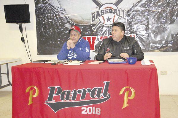 Aprueban el rol de juegos para la Liga Regional de Beisbol