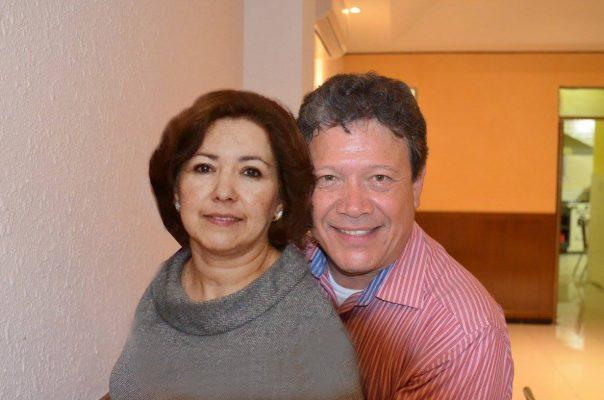 Se accidentan en la carretera a Matamoros Edmundo Martell y su esposa Dora