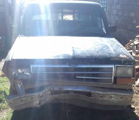 Recuperan vehículo con reporte de robo en el municipio de Guachochi