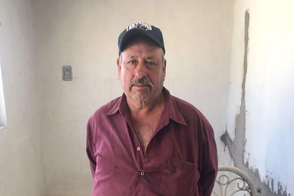Interpone denuncia señor desalojado de casa en Parral Vive