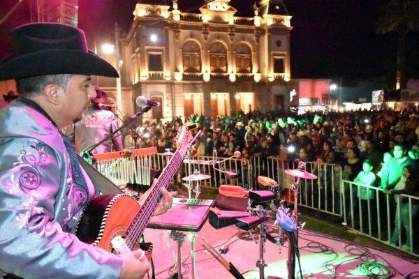 Culmina con éxito el Festival San José del Parral