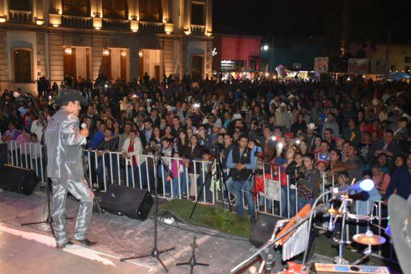 Se superan los 20 mil asistentes en la edición 2018 del Festival de San José del Parral