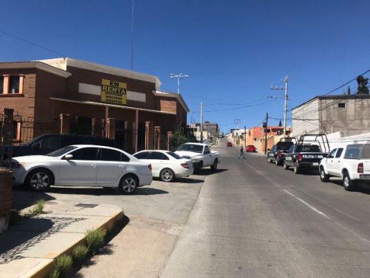 Cuantioso robo en una propiedad localizada en la calle Guillermo Gutierrez