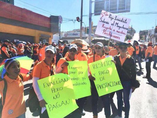Demanda PRI al gobernador Javier Corral pague adeudos a los maestros