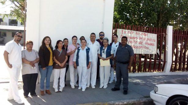 ICHISAL Jiménez se suma a las protestas por falta de medicamentos e insumos