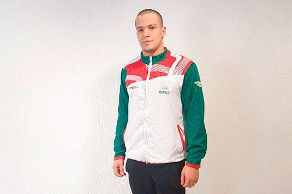 """Jesús Gibrán Torres Arvizo, """"Deportista del Año 2017"""""""