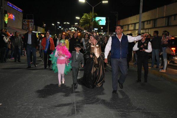 Entre júbilo y algarabía, arranca el Festival de San José del Parral 2018.