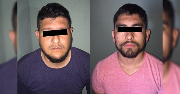 Caen ex policías municipales de Madera con droga y uniformes de la PF