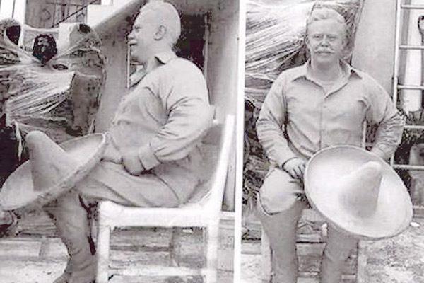 Sin resolverse hurto de la estatua de Villa del Museo de Sitio