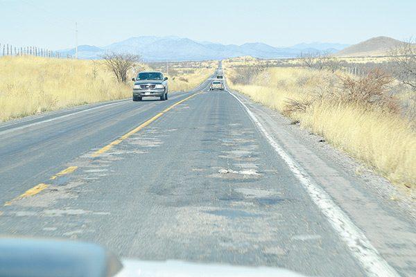 """""""Hecha garras"""" la carretera Vía Corta: Alcalde"""