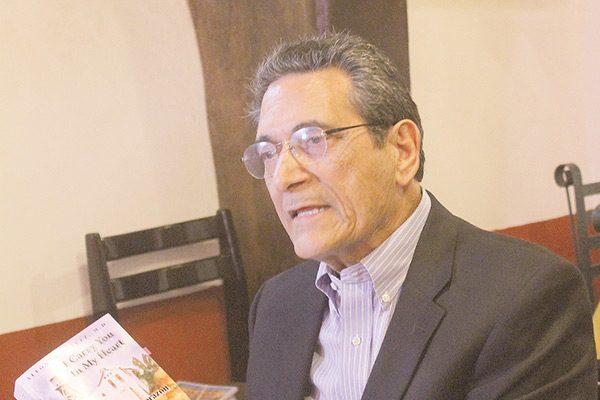 Te llevo en mi corazón: libro del Dr. Alfonso Chávez