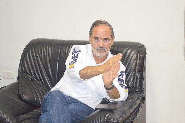No se debe lucrar con tema de la inseguridad: Madero