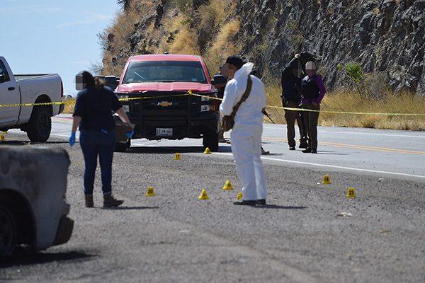 Seis agentes muertos en 15 días