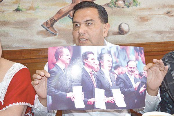 Traiciona el Gobernador a los parralenses: Pérez Cuéllar