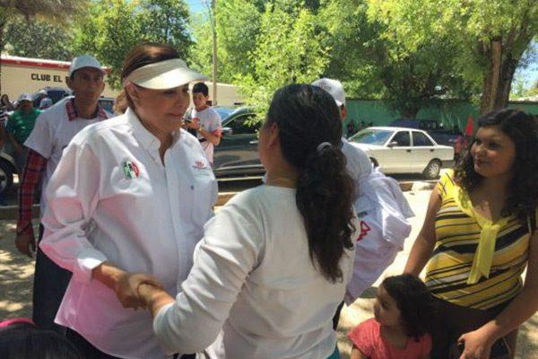 Mi compromiso y apoyo es para ustedes: Graciela Ortiz