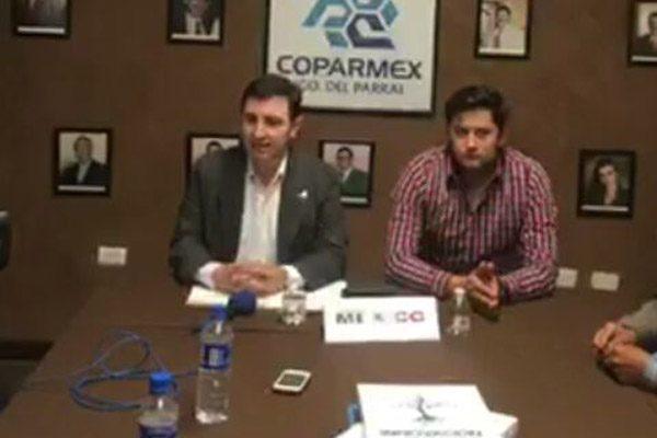 Propone Coparmex siete soluciones para  mejorar la problemática que mantiene el país