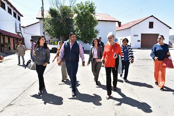 Presidencia Municipal estrecha lazos con la Secretaría de Cultura del Estado