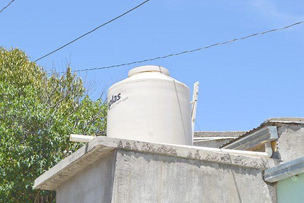 Desabasto de agua en la Col. Guadalupe Victoria: Vecinos