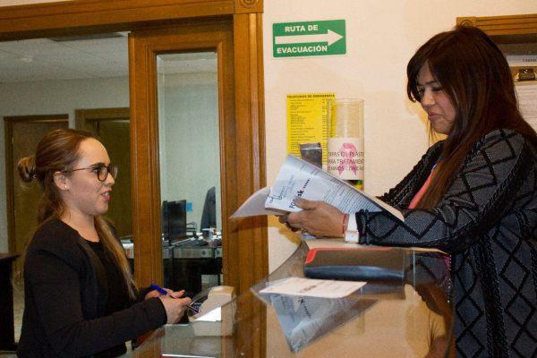 Sólo una candidata ha pedido resguardo a Fiscalía