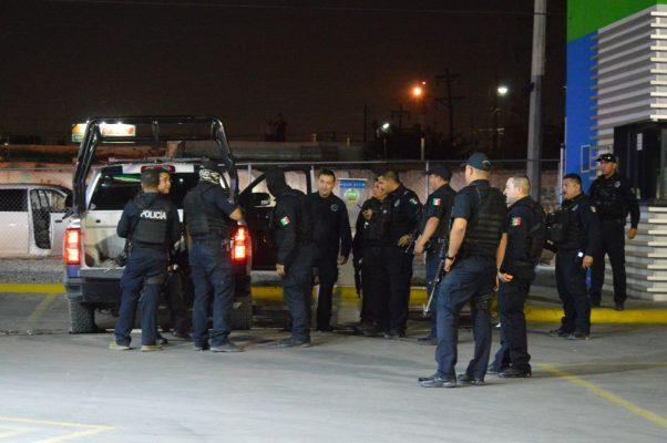 Video: ataque a policías estatales en Ciudad Juárez